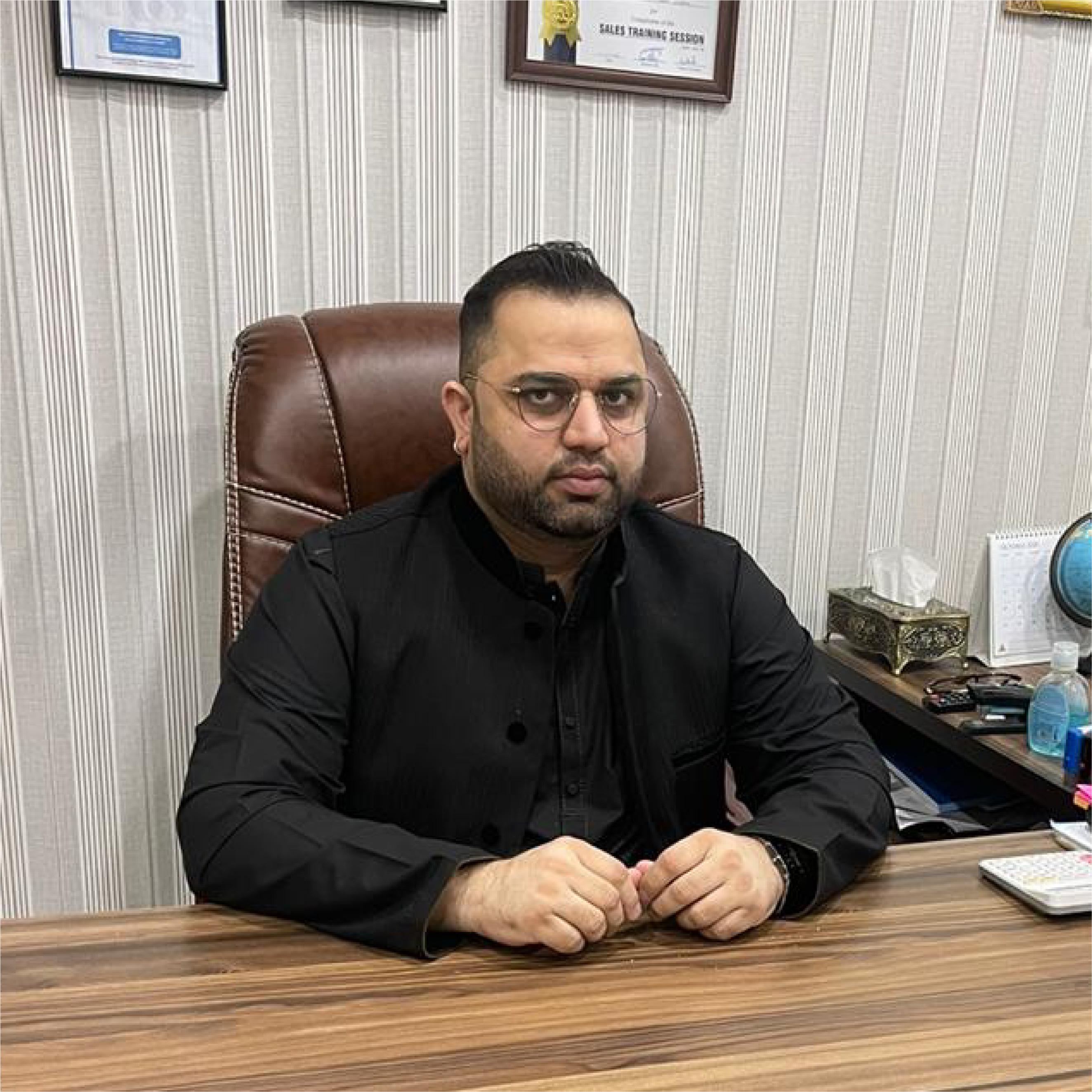 Malik Asif Iqbal